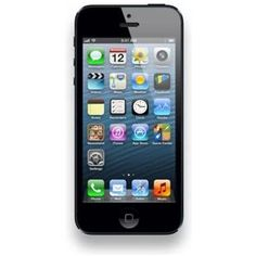 Apple iPhone 5 LTE A1429 16GB (Factory Unlocked) (Black/Slate) (Open Box)