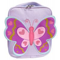 Giggle Me Pink Butterfly Lunch Bag #mamadoo #backtoschool
