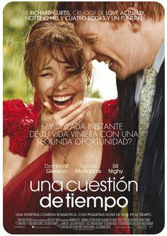 """""""Una cuestion de tiempo"""" #pelicula #cine"""