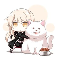 Image result for fate grand order chibi
