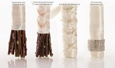 Choose Your Handle Wrap Option