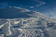 Karkonosze, droga na Śnieżkę