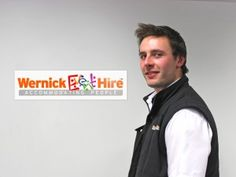 Brodie Shanks is the new Wernick Event Hire Depot Manager at Aldridge - http://www.eventindustrynews.co.uk/2013/12/13/brodie-shanks-new-wernick-event-hire-depot-manager-aldridge/