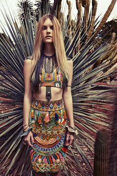 SS13   PACHAMAMA   @CAMILLAWITHLOVE #CAMILLAWITHLOVE Hippie Vibes, Hippie Art, Hippie Bohemian, Camilla Australia, Vogue Australia, Fashion Details, Boho Fashion, Fashion Ideas, Boho Chic