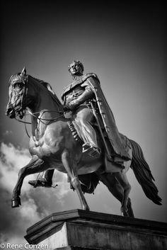 Equestrian statue of Emperor Friedrich Wilhelm II