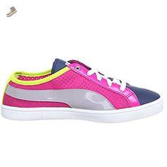 PUMA Women's 76 Runner Animal Sneaker, Black/Steel Gray, 6.5 B US - Puma  sneakers for women (*Amazon Partner-Link) | Puma Sneakers for Women |  Pinterest ...