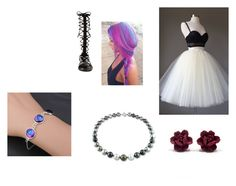"""""""The Goddess Charlie"""" by ohwhatshername on Polyvore featuring Raye, Capelli New York and Miadora"""