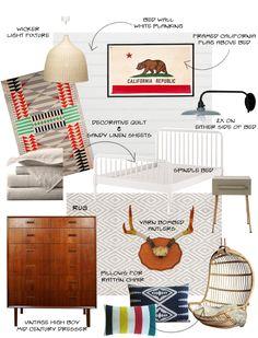 Amber Interior Design: Boy O Boy's room