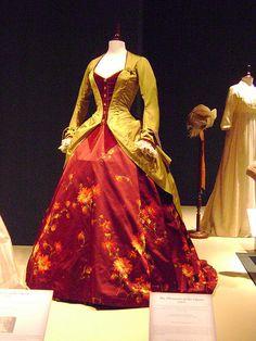 The Phantom of the Opera (2004) #CostumeDesign: Alexandra Byrne worn by Minnie Driver as Carlotta