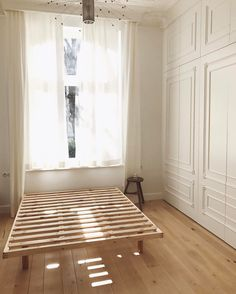 Poranne światło... tylko to łóżko jakoś takie twarde  #mybedroom #vscopoland #morninglight