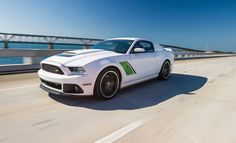 2014 ROUSH Mustang: More power. More options. More performance