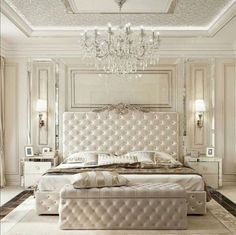 Bedroom Sets, Interior, Sanctuary Bedroom, Home, Elegant Bedroom, Elegant Master Bedroom, Luxurious Bedrooms, Modern Bedroom, Small Bedroom