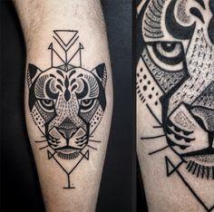 #tattoofriday - Junnio Nunes, Brasil. #blackwork #tattoo #tatuagem