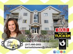 Sold in Indy! Congrats to Katherine on the purchase of your home in Indy - we hope you have many years of happiness there!