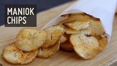 Gebackene Maniok Chips – Paleo360.de