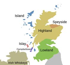 What Are The Differences Between Scotland's Whisky Regions?