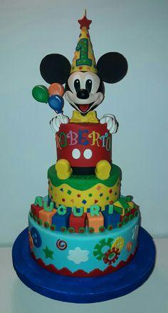 Torta topolino cake