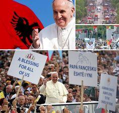 El Papa Francisco en su catequesis de hoy quiso hablar de su reciente viaje apostólico a Albania, un país que ha sufrido durante mucho tiempo la dictadura comunista y que hoy es ejemplo de conviven...
