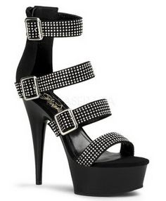 Pleaser Delight-695/BNB/M Platform Sandal .  Click to Purchase: http://amzn.to/181Vo0f