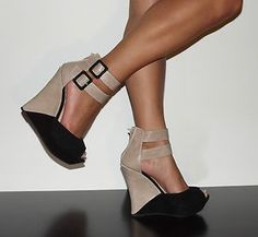 TWO TONE-love these shoes, want them.... oh wait, Think i have them...not sure...crap I  have issues, lol