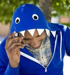 MonsterHoodies: Shark Bite  $49.00