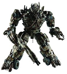 Three A Transformers: Megatron Premium Scale Collectible Figure @ niftywarehouse.com #NiftyWarehouse #Movies #Transformers