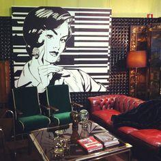 vintage room, by LA Studio