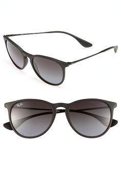 Ray-Ban 'Wayfarer' 54mm Sunglasses - Black-Grey Gradient