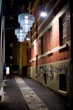 Fun quirky streets.. a bit of edge, a bit of romance.