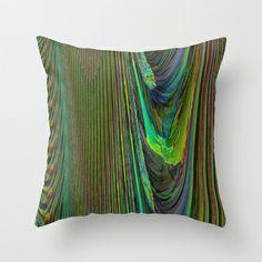 Draped Throw Pillow by  RokinRonda - $20.00 CLICK and peek at the shower curtain!!!! @Society6 @tumblrfabulous