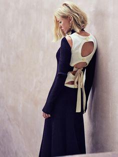 Naomi Watts by Nathaniel Goldberg