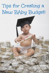 Budget for New Baby