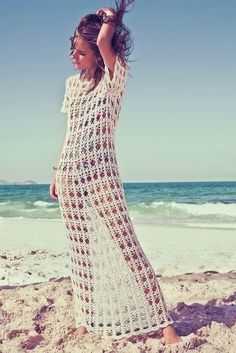 The crochet angel: Dress with chart