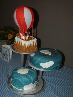 Anita Aalbregt de Jong maakte deze schitterende taart van Jokie en Jet.