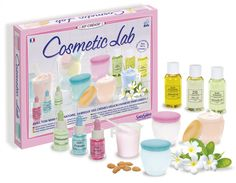 Cosmetics Lab - ScientificsOnline.com