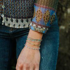 Individueller Style spricht Bände. Entdecke die Julie Julsen Spirit Kollektion. Friendship Bracelets, Spirit, Sky, Rose, Jewelry, Fashion, Most Romantic Places, Armband, Nice Asses