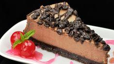 طريقة عمل تشيزكيك الشوكولاتة - Chocolate cheese cake recipe