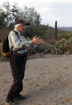 Our eighty year old guide - spry, healthy, and so knowledgeable about the plants, animals, and native peoples of the area. I'm doing everything within my power to be that healthy and able when I get to eighty!