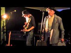 Carl Wyatt & Archie Lee Hooker at Pont à Mousson - 10. Nov. 2012