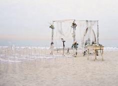 Shipwrecked Winter Beach Wedding: Cortnie + Donny – Part 2   Green Wedding Shoes Wedding Blog   Wedding Trends for Stylish + Creative Brides