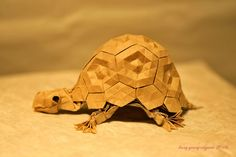 turtle by linny young origami
