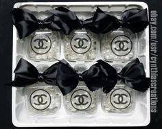 #CHANEL CHRISTMAS ORNAMENT