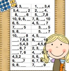 Here's a packet of materials for students to practice with ten frames, number bonds, number patterns, addition, subtraction, missing addends, and addition subtraction mixed.