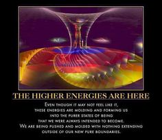 Tune into higher frequencies and see how things change