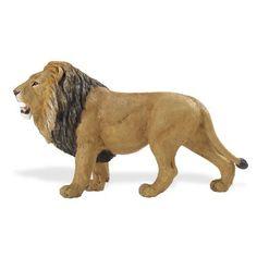 Faithful 1.5inch Safari Jungle Lion Stickers Labels Stationery Stickers