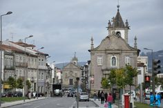 Like many other cities from Portugal, Braga from the northern part, is a beautiful historic city with many old buildings especially churches