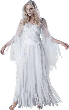 Amazon.com: Haunting Beauty Adult Costume: Clothing