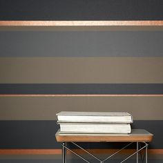 Stop by your local Benjamin Moore for this and many other wallpaper trends! Check out ontwall.com or come see us in store for more details.