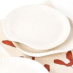 Porcelain Paper Plate Cool