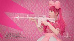 Kickin ass with my Pink Hair and my Pink Semi Automatic Pink Paris, Paris Love, Kyary Pamyu Pamyu, Pastel Candy, Japanese Street Fashion, Gyaru, Kawaii Fashion, The Girl Who, Magical Girl